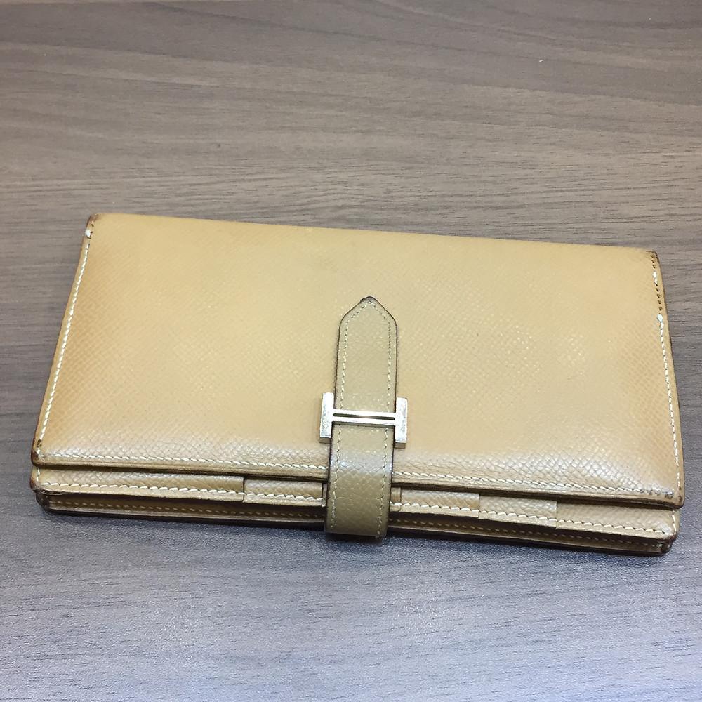 ブランドスターズで買取したエルメスの財布の写真