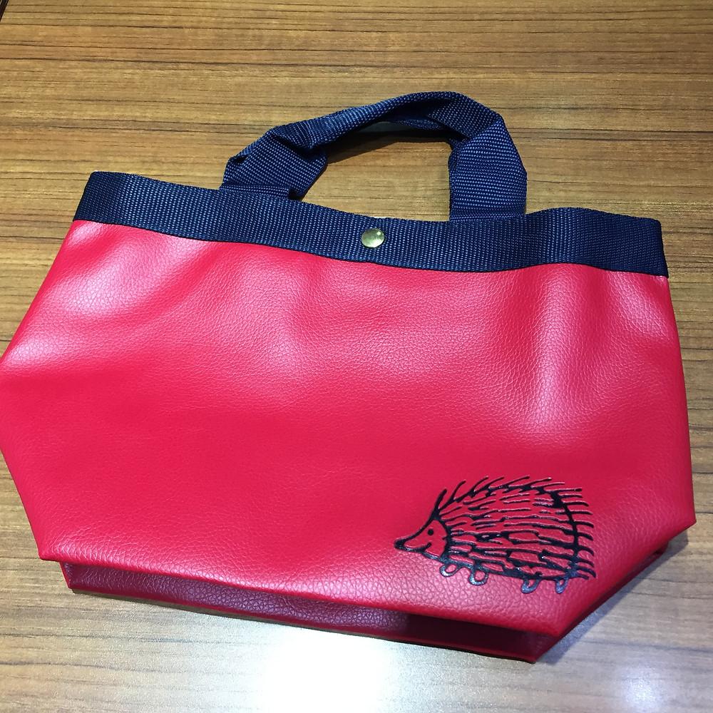 ブランドスターズ池田店で買取したリサラーソンのハンドバッグの写真