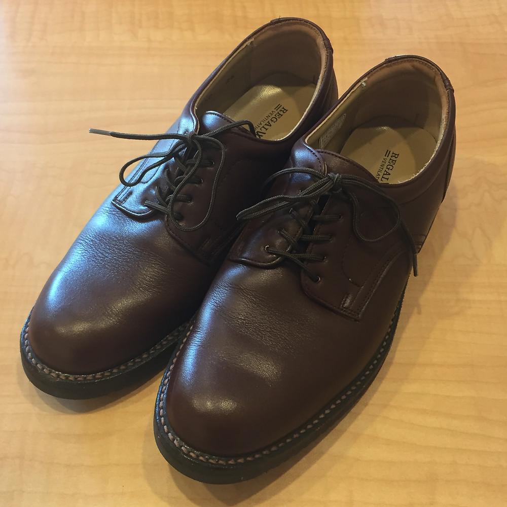 ブランドスターズ豊中東泉丘店で買取したリーガルの靴の写真