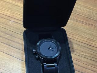 ニクソンの時計を買取させて頂きました。