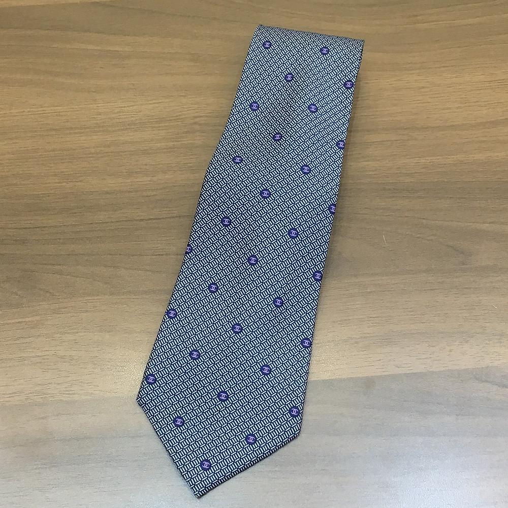 ブランドスターズで買取したシャネルのネクタイの写真