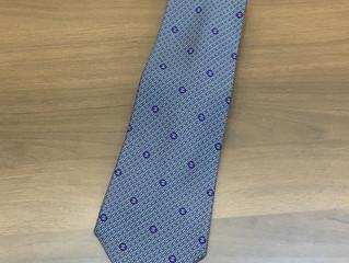 シャネルのネクタイを買取させて頂きました。