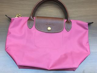 ロンシャンのバッグを買取させて頂きました。