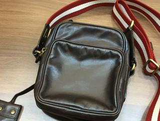 バリーのバッグを買取させて頂きました。