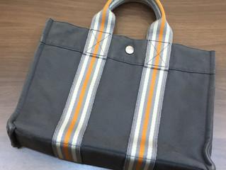 エルメスのバッグを買取させて頂きました。