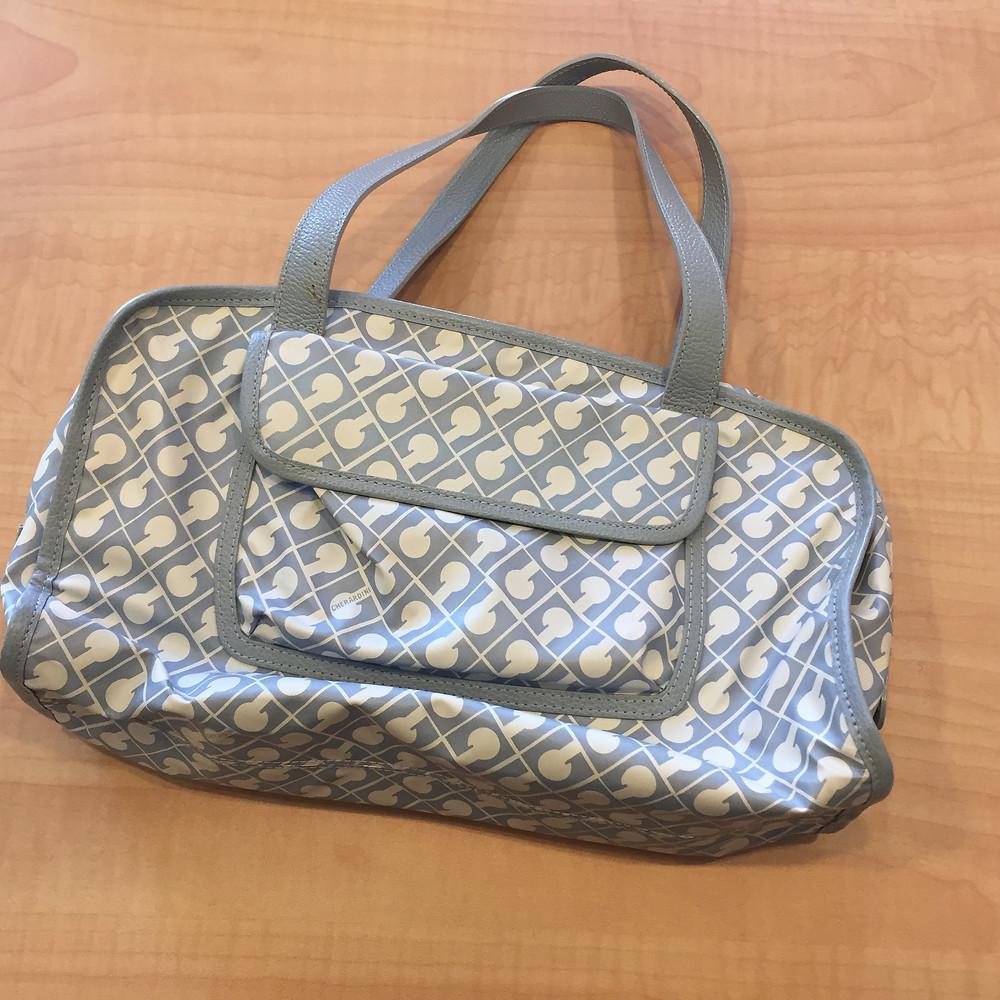 ブランドスターズ豊中東泉丘店で買取したゲラルディーニのバッグの写真