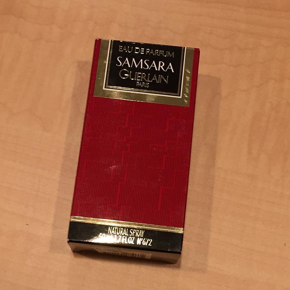 ブランドスターズ豊中東泉丘店で買取したゲランの香水の写真