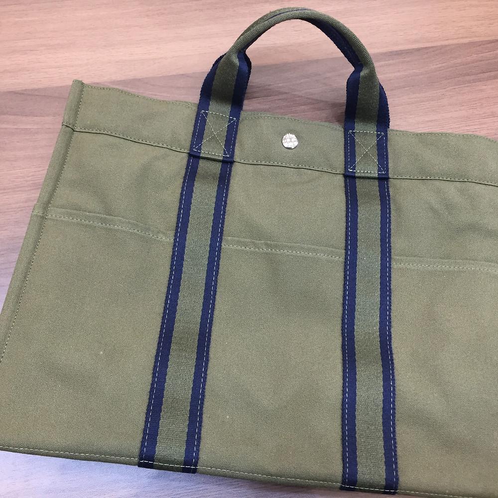 ブランドスターズで買取したエルメスのバッグの写真