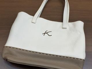 キタムラのバッグを買取させて頂きました。