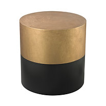 Black & Gold Drummer Boy