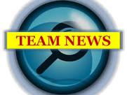 Team News - Saturday 3rd July 2021
