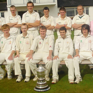 Second teams first division winners, 2010