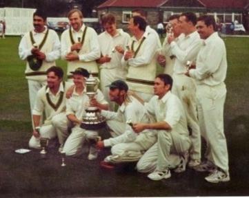 Priestley Cup winners, 1996