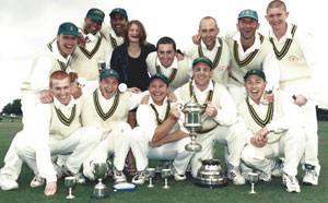 Priestley Cup winners 2001