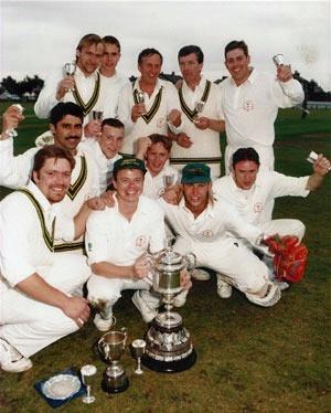 Priestley Cup winnners, 1996