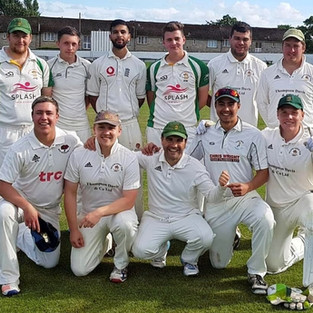 Friendly XI (spot the overseas players)