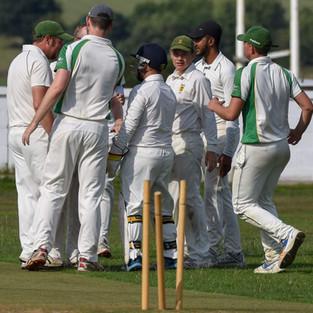 Wicket celebration