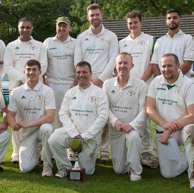 Second teams championship one winners 2018