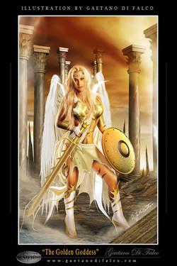 The Golden Goddess