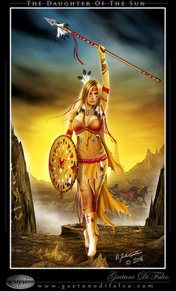 The Daughter Of The Sun