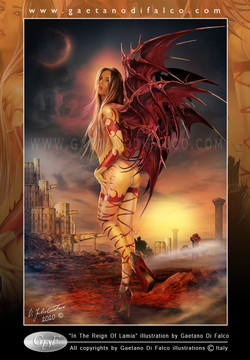 In The Reign Of Lamia
