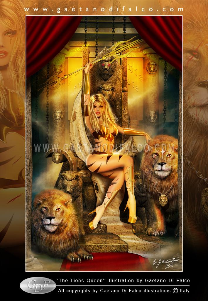 The Lions Queen