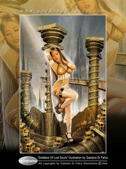 Goddess Of Lost Souls