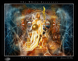 The White Sorceress