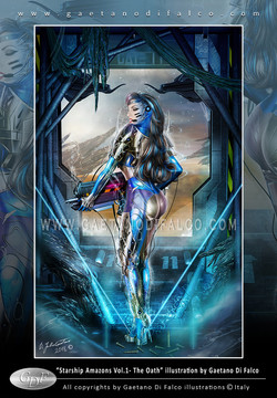 Starship Amazons 1- The Oath -WEB ok