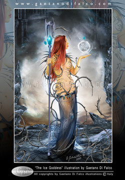 The Ice Goddess