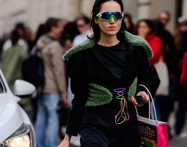 Τα καλύτερα street style looks που εντοπ