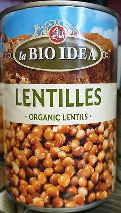 Lentilles 400g