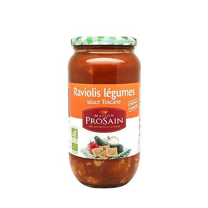 Raviolis légumes Toscane 680g