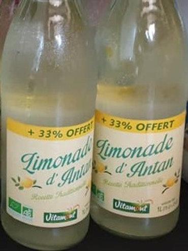 Limonade d'antan 1l