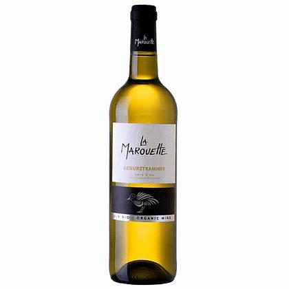 Vin blanc Gewurztraminer 75cl