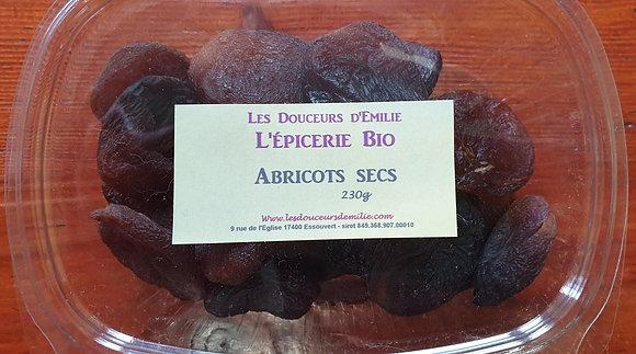 Abricots secs 230g