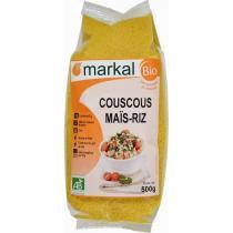 Couscous maïs riz 500g