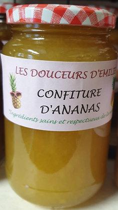 Confiture d'ananas 410g