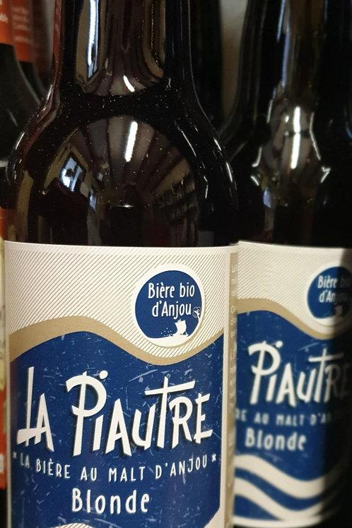Bière blonde au malt d'Anjou 33cl
