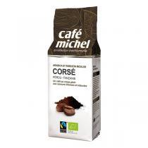 Café arabica et robusta moulus, corsé
