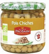 Pois chiches 230g