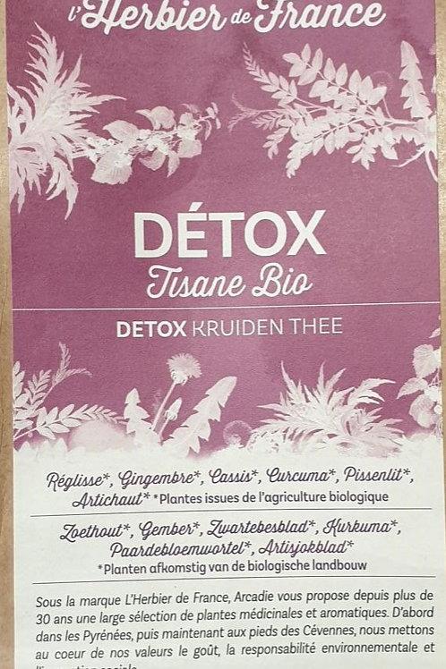 Tisane DETOX 35g
