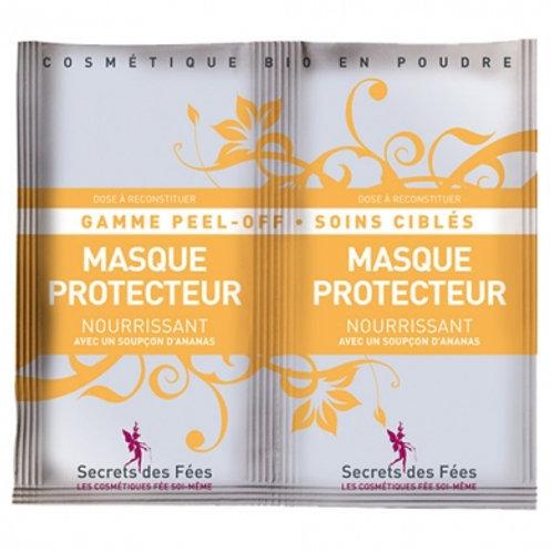 Masque peel-off protecteur nourrissant (2x8g)