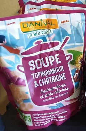 Soupe topinambour châtaigne 50cl