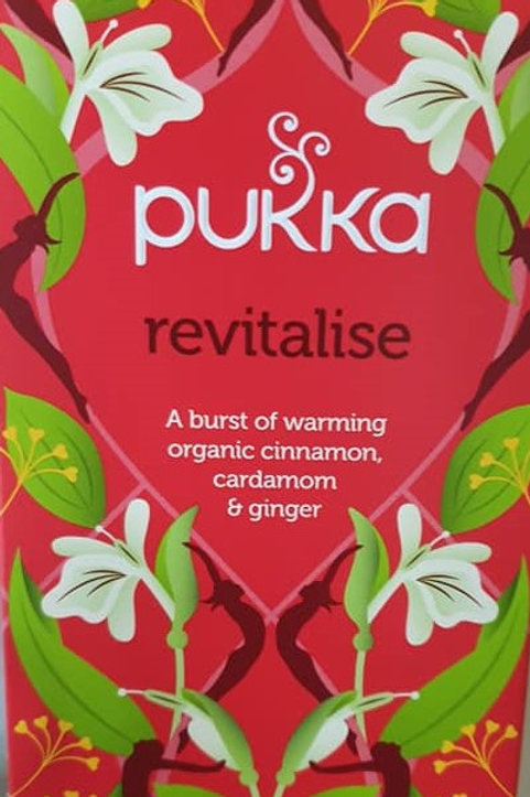 Tisane Pukka Revitalise