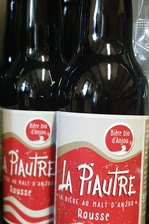Bière rousse au malt d'Anjou 33cl