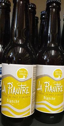 Bière blanche au malt d'Anjou 33cl