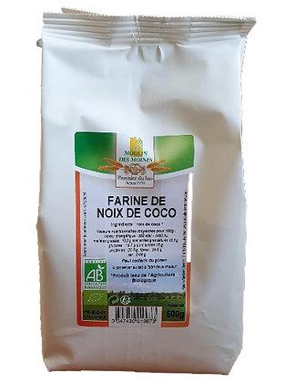 Farine de noix de coco 500g