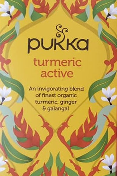 Infusion Curcuma tonique
