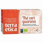 Thé vert Guarana